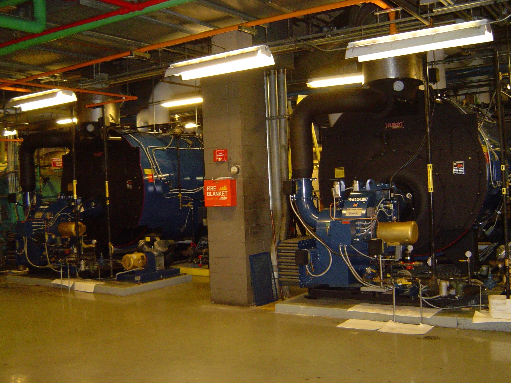 IBM Boilers / Burners