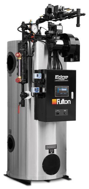 Fulton Edge ICX FB-F Vertical Tubeless Boiler