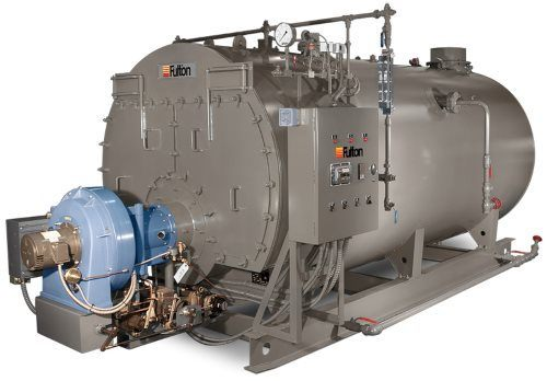 Fulton Steam Boilers - Boilers - Products