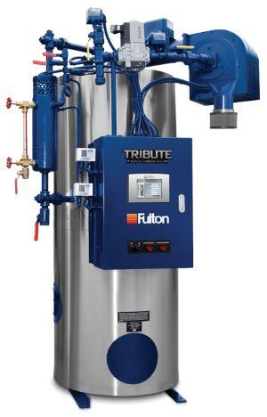 Fulton Tribute ICT Vertical Tubeless Boiler
