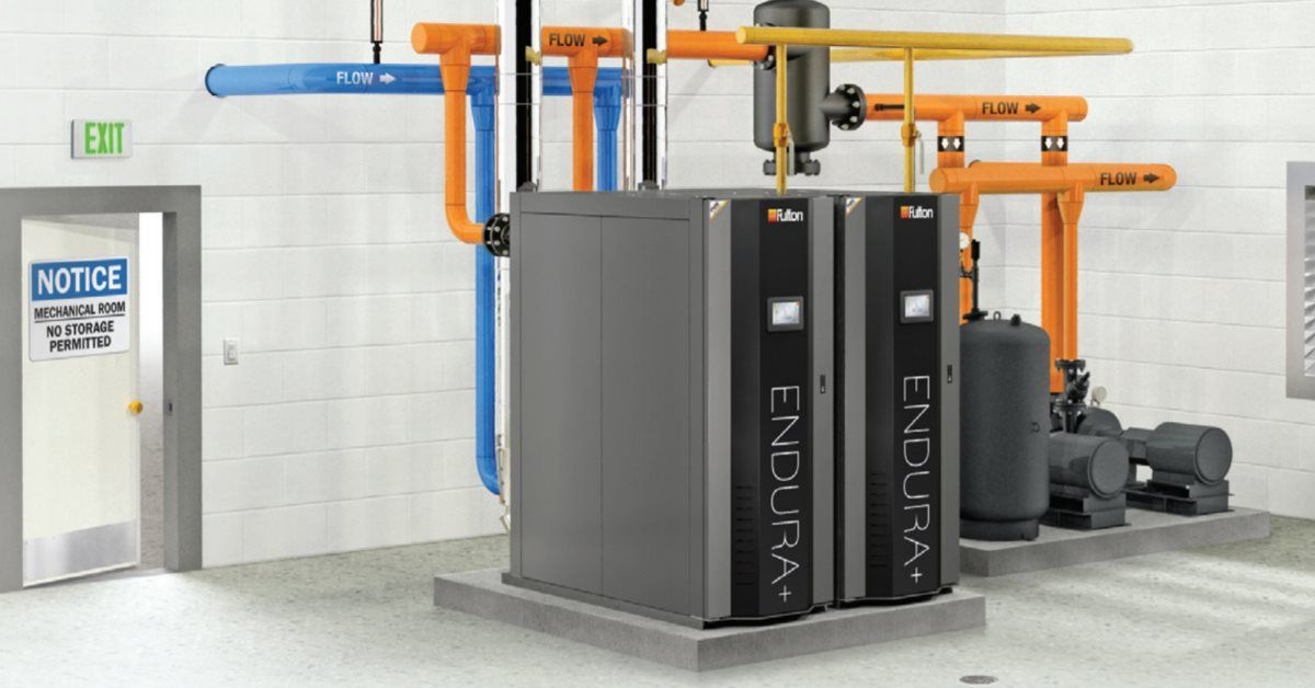 Endura Plus Boiler