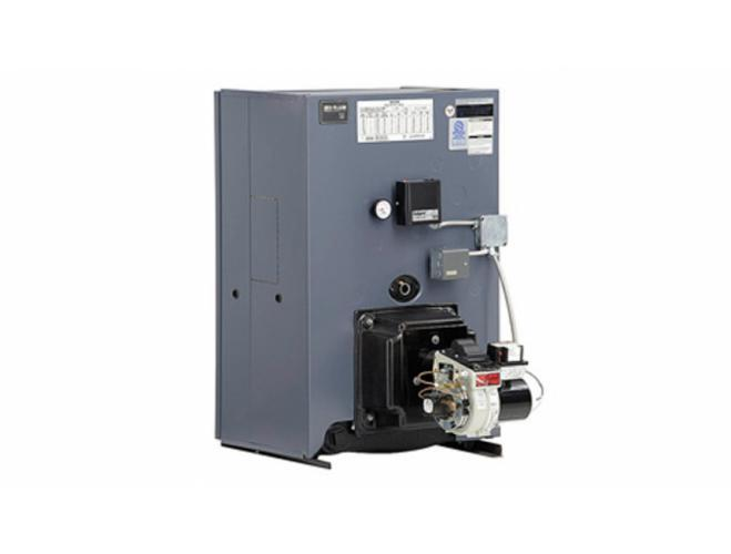 80 Commercial Gas/Oil Boiler