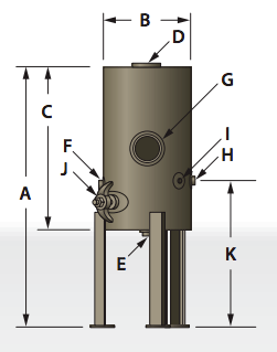 Fulton Blow-Off Separators
