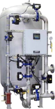 Marlo Inc MCP Series Condensate Polisher Systems