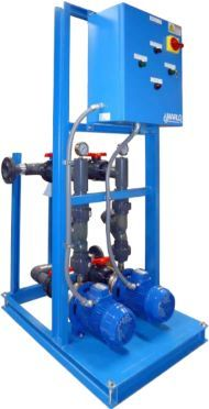 Marlo Inc MPS Series Transfer Pump Skids