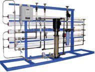 Marlo Inc MRO-4V and MRO-4H Reverse Osmosis Systems