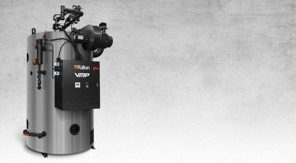 Explore the Capabilities of the Fulton Vertical MultiPort (VMP) Boiler