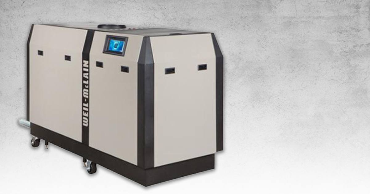 The Weil-McLain SlimFit Commercial Condensing Boiler is The Right Fit
