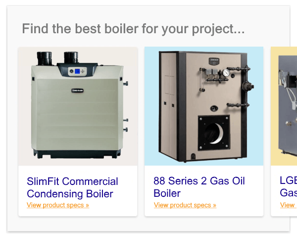 Weil Mclain Water Heaters & Boilers - Water Heaters & Boilers - Products