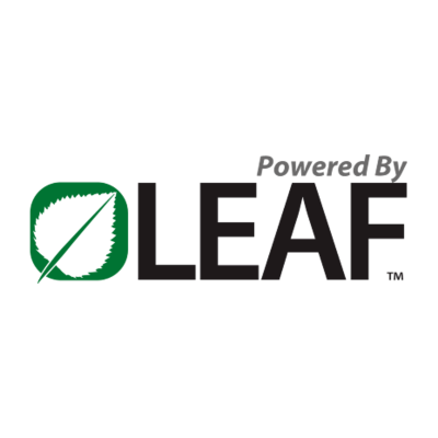 Powered by LEAF - LEAF Logo