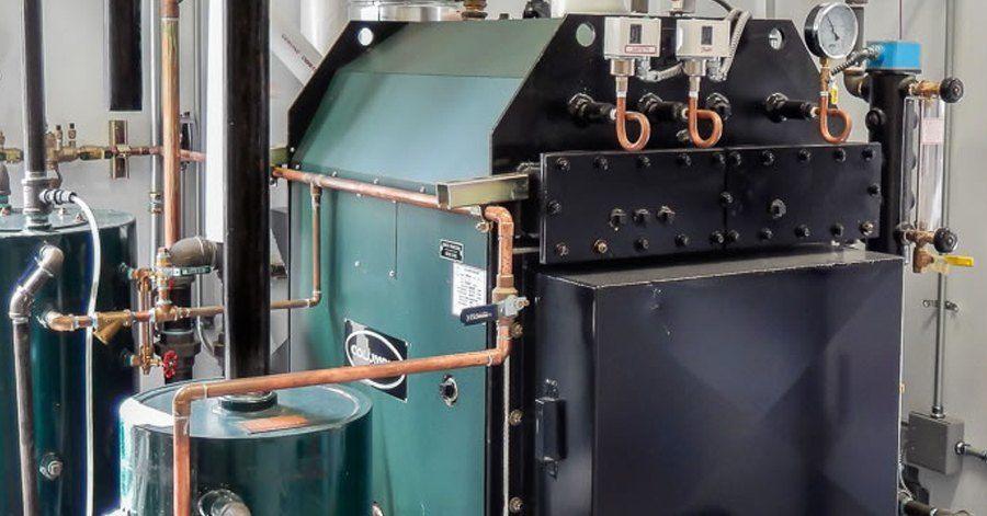 The Columbia CT Boiler Brings the Heat & More