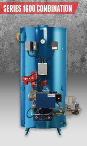 Superior Boilers - Combination Boiler Product Line - 1600 Combo