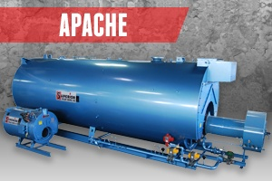 Superior Boilers - Scotch Marine Boiler Product Line - Apache