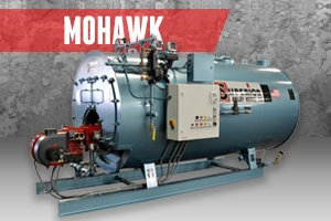 Superior Boilers - Scotch Marine Boiler Product Line - Mohawk