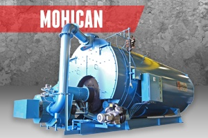 Superior Boilers - Scotch Marine Boiler Product Line - Mohican