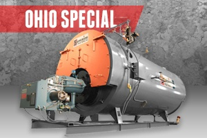 Superior Boilers - Scotch Marine Boiler Product Line - Ohio Special