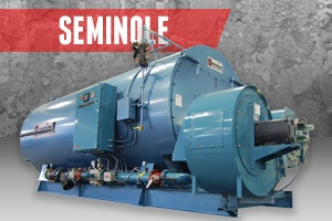 Superior Boilers - Scotch Marine Boiler Product Line - Seminole