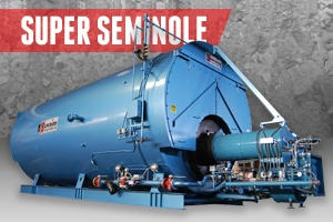 Superior Boilers - Scotch Marine Boiler Product Line - SuperSeminole