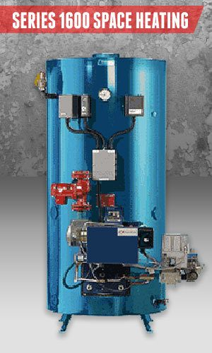 Superior Boilers - Space Heating Boiler Product Line - 1600 Space Heating