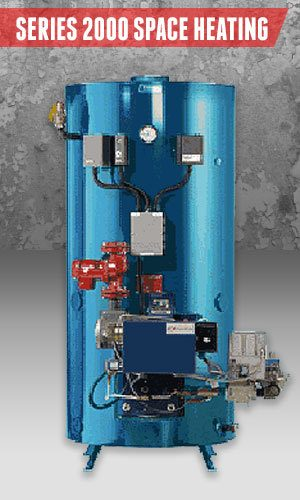 Superior Boilers - Space Heating Boiler Product Line - 2000 Space Heating