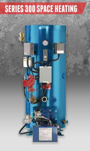 Superior Boilers - Space Heating Boiler Product Line - 300 Space Heating