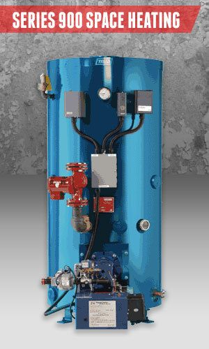 Superior Boilers - Space Heating Boiler Product Line - 900 Space Heating