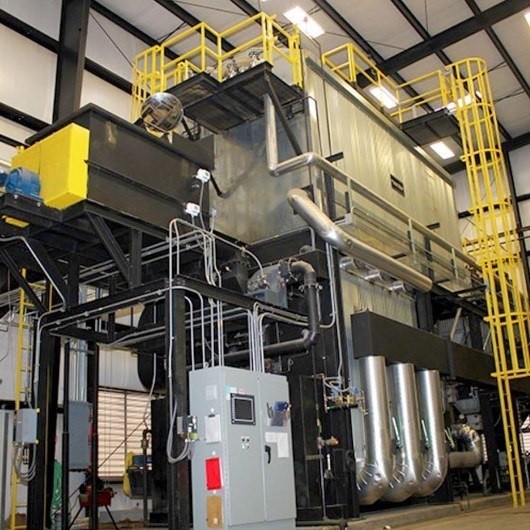 English Boiler Alternative Energy Systems Biomass Fuel Boilers