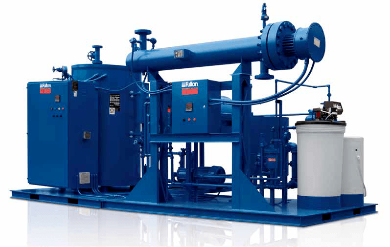 Fulton Electric Steam and Hot Water Boilers