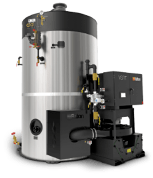 Fulton VSRT 250 Steam Boiler