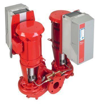 Design Envelope 4312 Twin Pumps