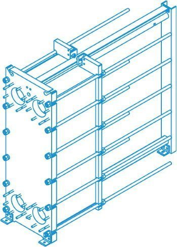 Plate and Frame Heat Exchangers