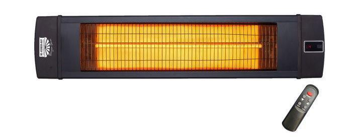DSS Infrared Heater for Outdoor Seating