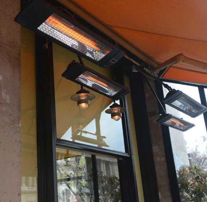 Outdoor Heating for Restaurants